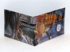 Comic Book Wallet// Wolverine, $4.00