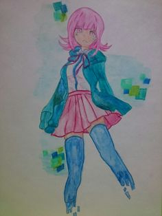 Danganronpa ---anime--- ||ART||
