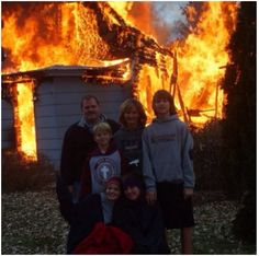 """Bonfire Night:  """"Let's see the Johnsons win the neighborhood Christmas light competition now."""" *laughs maniacally*"""
