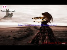 sad violin music that make you cry (Listen),Sad violin and piano music instrumental music that make you cry for broken hearts very relaxing background very s. Music Mix, My Music, Stress Relief Meditation, Violin Music, Piano, Make You Cry, Relaxing Music, Crying, Sad
