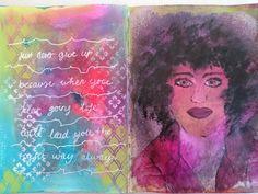 Journal, Cover, Books, Art, Livros, Art Background, Libros, Kunst, Book