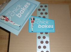 This Chick Bakes Review & Giveaway ends 9/25/12 Daily US  http://saraleesdealssteals.blogspot.com/2012/09/this-chick-bakes-review-giveaway-ends.html