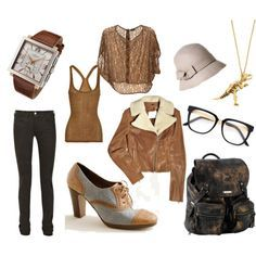Image result for girl paleontologist outfits