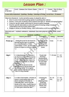 Lesson Plan For A Model Lesson - ESL worksheet by medderraz 4a's Lesson Plan, Lesson Plan Format, Lesson Plan Examples, English Lesson Plans, Teacher Lesson Plans, Preschool Lesson Plans, English Lessons, Science Lesson Plans, The Plan