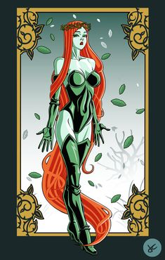 Ivy by JustinCoffee.deviantart.com on @deviantART