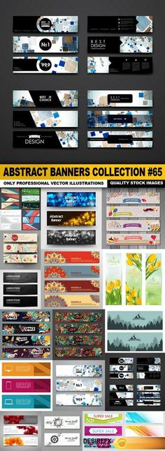 Find your Grapfix Desire With US Creative Banners, Banner Vector, Vector Illustrations, Vector Graphics, Vectors, Finding Yourself, Abstract, Collection, Design