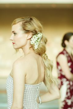 """Diane Kruger - 2015 Met Gala   """"I don't know about style. I know about my personal style."""""""