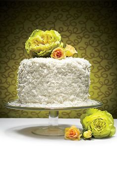White as a Sunday glove, coconut is the doyenne of Southern layer cakes, a masterpiece of home cookery that has crowned dining room sideboards for more than a hundred years.Recipe: The Coconut Chiffon Cake