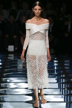 Alexander Wang for Balenciaga Spring/Summer 2015 ready-to-wear #PFW #Paris #FashionWeek