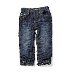 Toddler Slim Crinkle Jean