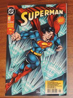 Superman Special #1 100 Seiten (Dino Comics)