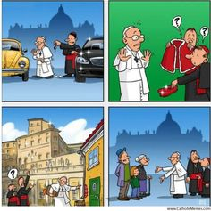 Pope Francis love!