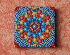 Mini Original Painting by elspeth mclean