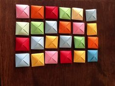 Portfolio Kim Klijnsma: New Page Art School, Cube, Origami, Presents, Crafty, Education, Cool Stuff, Gifts, Image