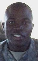 Army Spc. Prince K. Teewia  Died December 29, 2005 Serving During Operation Iraqi Freedom  27, of Durham, N.C.; assigned to the 1st Battalion, 506th Infantry Regiment, 4th Brigade Combat Team, 101st Airborne Division, Fort Campbell, Ky.; killed Dec. 29 when an improvised explosive device detonated near his Humvee during combat operations in Baghdad.