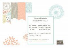 mit MDS von Stampin' Up! gestaltete Postkarte Sale-A-Bration 2014 Front