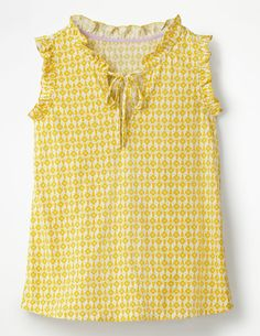 Lara Jersey Top - I like this style and color. Light summer top you can wear a regular bra with. Fantastic Mr Fox, Summer Trends, Challenge, Neckline, Smile, Bright, Bra, My Style, Blouse