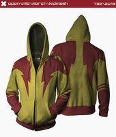 Kid Flash Hoodie by seventhirtytwo