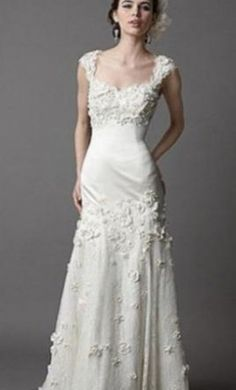 Wtoo 15410 Vanessa 6: buy this dress for a fraction of the salon price on PreOwnedWeddingDresses.com