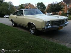 1970 Chevrolet Monte Carlo Gm Car, Chevy Muscle Cars, Chevrolet Monte Carlo, General Motors, Cars Motorcycles, Cool Cars, Racing, American, Hot Rods