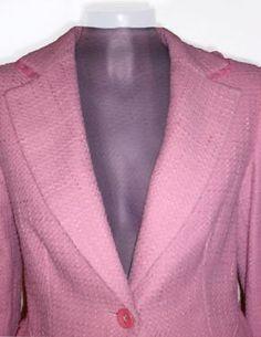 me Jacke in rosa #OUTLETMODE, #Designeroutlet, #Outlet, #MODE , #Jacken ,  #Bluse  - #DESIGNERMODE GÜNSTIG ONLINE alles immer 50% reduziert
