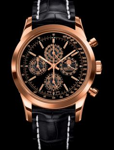 Transocean Chronograph QP from luxury watch maker Brietling