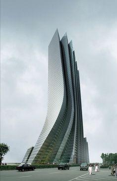 Empire Tower, Aedas Limited, world architecture news, architecture jobs