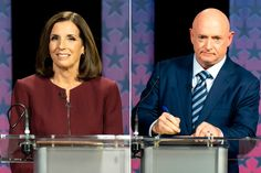 The Senate battle between Martha McSally and Mark Kelly shows just how much Arizona is changing
