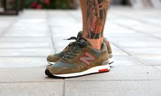 NEW BALANCE  M1400HR  MADE IN USA  www.instagram.com/runcolors