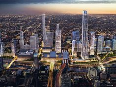 Philadelphia 30th Street Station District Plan wins 2017 AIA award