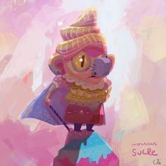 Monsieur Sucre