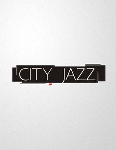 CITY JAZZ / logo / sketch