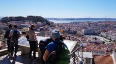 Carved in the hills, Lisbon is blessed with amazing locations to take in breathtaking views. Check the ones you can't miss.
