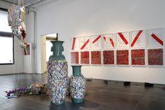 Exposition Dani Umpi à la galerie Xippas Montevideo jusqu'au 30 août 2013 Montevideo, 2013, Loft, Bed, Furniture, Home Decor, Art, Radiation Exposure, Decoration Home