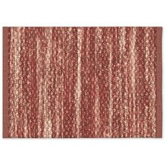 West Elm West Elm SPO Reef Jute Rug, 2'x3', Rust - Red - Area Rugs -... ($34) ❤ liked on Polyvore featuring home, rugs, red, coloured rug, red floor mats, west elm area rugs, red area rugs and red jute rug