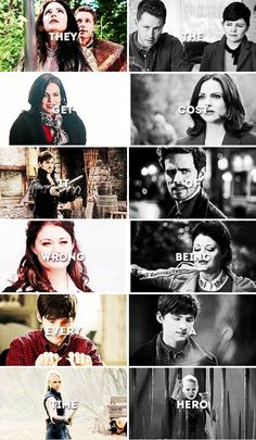 ouat + heroes