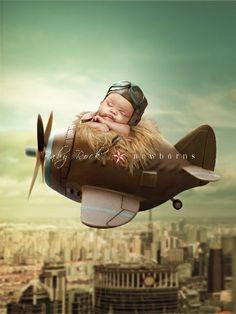 Newborn Photography | Newborn Magazine Baby Magazine.. i dont like over editing but this is cute!