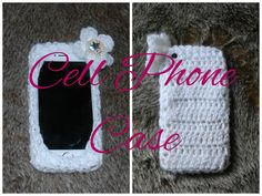 DIY iPHONE CASE Learn How to Crochet Easy Cell Phone Tablet Case Cover H...
