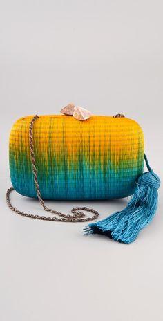 Serpui Marie Marrakesh Minaudiere Clutch | Handbag and Bag