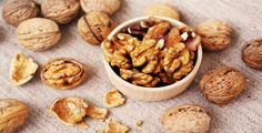 We've got lots of incredible reasons to go nuts for walnuts! Read all about the health benefits of walnuts here. Foods To Fight Depression, Polenta, Health Benefits Of Walnuts, Best Foods For Skin, Healthy Fats, Healthy Recipes, Cake Decorating Tips, Lower Cholesterol, Nutritional Supplements