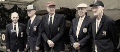 MR ED HORTON , MR THATCHER , MR DAVID JONES , MR RICHARD COLE AND MR TOM GRIFFIN ! DOOLITTLE RAIDERS !!!