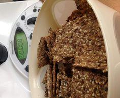 Rezept Knäckebrot von Sandra kocht... - Rezept der Kategorie Brot & Brötchen