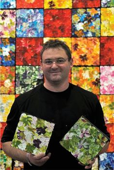 Jeremy Bortz - Artist, Welcome to my Amazing World of Colour