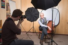 Headshot tips: how to take (and retouch) a professional portrait - professional camera