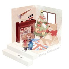 So much meaning in such a little piece Hetalia Chibi, Hetalia Characters, Hetalia Axis Powers, Usuk, I Give Up, My Boo, Merry Christmas, Fandoms, Artist