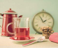 Vintage tea setting
