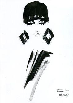 Peggy Moffitt by miyuki ohashi