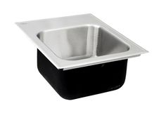 Image Of Single Bowl Laundry Sink Extra Deep