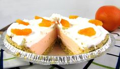 Dreamy Creamsicle Pie Love it?  This is a great summertime dessert that is always loved by the whole family!  Creamy whipped topping and oranges bring back memories of being a kid and enjoying Creamsicles with my sister! This recipe calls for Orange Extract.. you can make it without but this just adds a little bit extra orange flavor.  It's inexpensive and found in the baking aisle near the  {Read More}