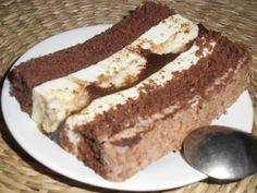 Coś dla wielbicieli alkoholowych ciast ;) Polish Desserts, Polish Recipes, Cookie Desserts, Lemon Cheesecake Recipes, Chocolate Cheesecake Recipes, Types Of Cakes, Sweets Cake, How Sweet Eats, Homemade Cakes